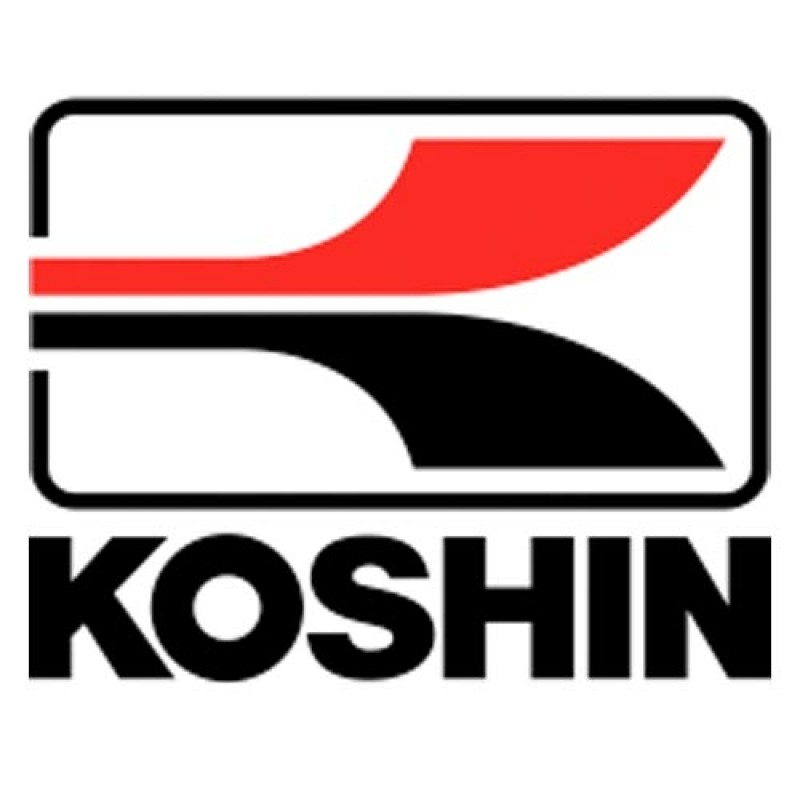 743119076 Koshin Hexagon Bolt M12X25